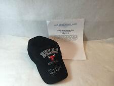 NBA Joakim Noah Autographed Signed Hat Cap Authentic Chicago Bulls Authentic
