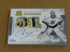 2013/14 UD The CUP MARTIN JONES AUTOGRAPH/AUTO JERSEY PATCH KINGS /31 H560