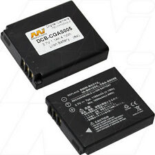3.7V 1.15Ah Replacement Battery Compatible with Ricoh DB-65