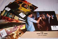 FX EFFET DE CHOC  !   jeu 8 photos cinema lobby cards fantastique