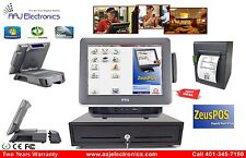 Retail/ Restaurant All-In-One Point Of Sale Complete System/ POS