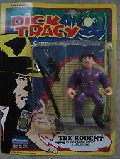 Dick Tracy Coppers & Gangsters Rodent Action Figure Playmates Disney 1990 NIB