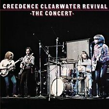 CREEDENCE CLEARWATER REVIVAL The Concert CD BRAND NEW