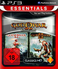 Playstation 3 Spiel: God of War Collection 1 PS-3 Essent. GoW 1 + 2 Neu & OVP