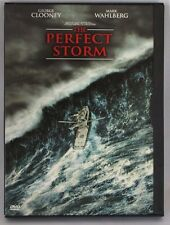 The Perfect Storm (DVD, 2000, Special Edition) George Clooney, Mark Wahlberg