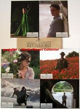 REVIENS-MOI / ATONEMENT - Knightley,McAvoy,Blethyn - JEU 6 PHOTOS/6 FRENCH LC