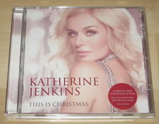 Katherine Jenkins - This Is Christmas (CD 2012). Ex Cond
