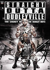 WWE: Straight Outta Dudleyville - The Legacy of the Dudley Boyz (DVD, 2016)