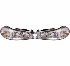FLEETWOOD REVOLUTION 2005 2006 2007 PAIR FRONT LIGHTS HEADLIGHTS HEAD LAMPS RV