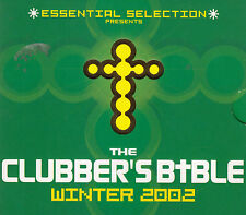THE CLUBBERS BIBLE - WINTER 2002 / VARIOUS ARTISTS - 2 CD SET - PETE TONG RADIO