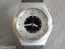 SWATCH MONTRE BRACELET IRONY MEDIUM FEMME FILLE ON THE DOT YLS 1007 WATCH 1997
