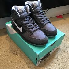 Nike SB Dunk High Petoskey Grey Premier 9