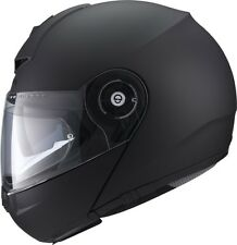 CASCO MODULARE C3 PRO MATT BLACK SCHUBERTH TG S