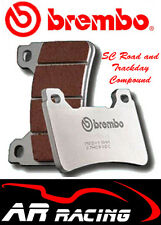 Brembo SC Road/Track Front Brake Pads To Fit Buell 1200 S1 Lightning 99-02