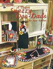Crochet A Dozen Snazzy Doo-Dads for your kitchen crochet pattern by Annie Potter