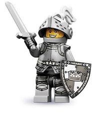 LEGO 71000 Series 9 Minifigure - Heroic Knight - New and Mint