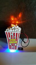 Funhouse pinball Machine  Newly Released Popcorn 4 Led Mod  Father Day Special!!