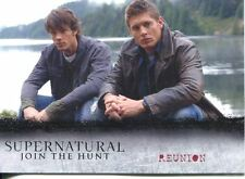 Supernatural saisons 1-3 winchester brothers chase card J1 reunion