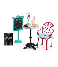 American Girl Doll 2015 GRACE BISTRO SET Table Chair French Paris~NEW~SHIPS FAST