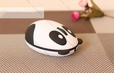Cute Cartoon Wired USB Panda Optical Mouse Mice for Computer PC Laptop Desktop