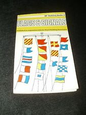 FLAGS AND SIGNALS  BP YACHTING BOOKS 2