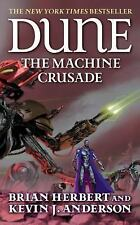 The Machine Crusade (Legends of Dune, Book 2)-ExLibrary