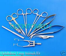 Ophthalmic/Kit/Large/Animals/Examination/Treatment /Equine/Zoological/Wildlife