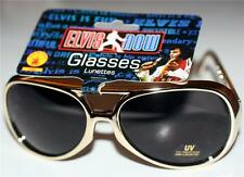 ELVIS PRESLEY King Rock and Roll SUNGLASS SHADES LUNETTES COSTUME EYEWEAR New