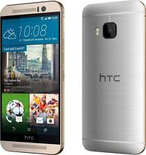 HTC  One M9 - 32GB - Gold on Silver * GOLD ON SILVER * WIE NEU