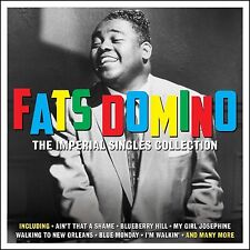 FATS DOMINO Greatest Hits* Import 3-CD BOX SET *75 Original Songs *NEW & SEALED