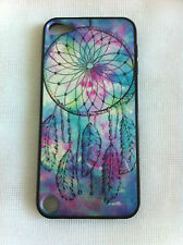 Blue Dream Catcher  iPod Touch 5 Printed Cover Case for Apple