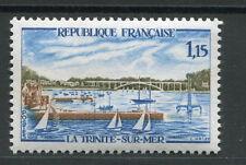 FRANCE - 1969, timbre 1585, PORT de LA TRINITE'-dur-MER, bateaux, neuf**