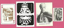 Rudolph Valentino Rodolfo FAB Card Collection Italian born American actor A