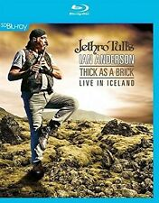 JETHRO TULL'S IAN ANDERSON - THICK AS A BRICK-LIVE IN ICELAND  BLU-RAY NEU