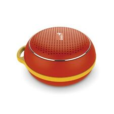 GENIUS SP-906BT BLUETOOTH SPEAKER WITH HANDSFREE CALLING FEATURE - RED