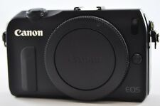 [Exc⁺⁺] CANON EOS M 18.0 MP Black (Body) Mirrorless Digital SLR Camera