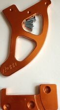 NEW KTM ORANGE REAR BRAKE DISC GUARD 5481096120004 DIRTBIKE BIGBIKE