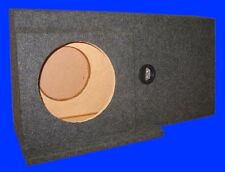 "FORD F150 SUPERCAB 2004-UP SIN 10"" DRIVER SIDE GREY SUBWOOFER SUB ENCLOSURE BOX"