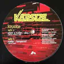 "JOKER & RUSTIE/RUSTIE - Play Doe/Tempered (12"") (VG/VG)"