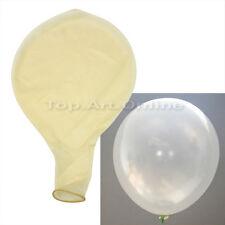 géant grand rond ballon baudruche latex transparent découvrir danse mariage fête