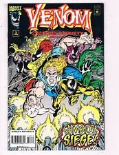 Venom #3 VF Marvel Comics Seperation Anxiety Book Spider-Man Feb DE20