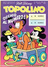 TOPOLINO N.1221 del 22 aprile 1979 - Con bollino