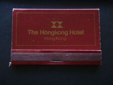 THE HONGKONG HOTEL HARBOUR CITY KOWLOON HONG KONG 3 676011 MATCHBOOK