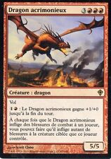 *escapade* ★★★ Mordant Dragon DRAGON ACRIMONIEUX ★English NM★ WORLDWAKE ★