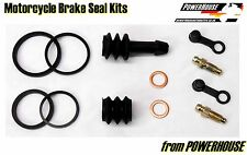 Kawasaki ZX10 B1 B2 B3 Ninja rear brake caliper seal kit 1988 1989 1990 1991