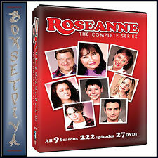 ROSEANNE - COMPLETE SERIES- SEASONS 1 - 9 *BRAND NEW DVD BOXSET***