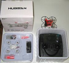 Hubsan H107D X4  FPV 4CH 6 Axis RC Quadcopter Kit - 6 batteries / extra charger