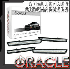 2015-2017 Dodge Challenger ORACLE Concept LED Tinted / Smoked Sidemarker Set