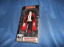 "1998 Figures Toy Co. 7"" Bela Lugosi ""Dracula"" Horror Movie Figure MIB"