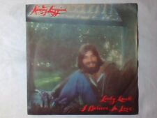 "KENNY LOGGINS Lady luck 7"" ITALY UNIQUE"